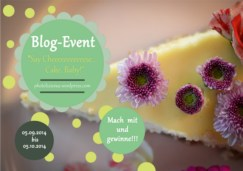 Lixies Blog-Event