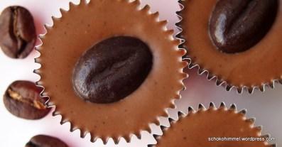 Energiekick mit Nougat-Cappuccino-Pralinen