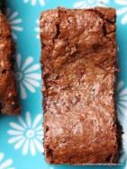 Nuss-Nougat-Brownie-Glück