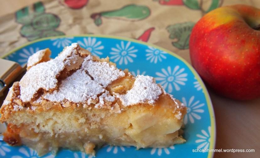 Apfelkuchen für Obstfreunde
