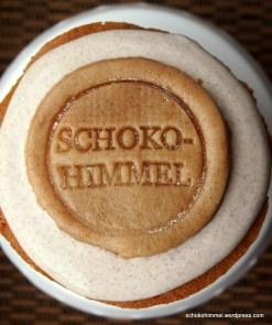 Köstliche Muffins mit Zimtcreme