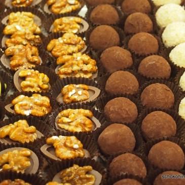 """Schokolade für alle! Großes Schokoglück beim """"Salon du Chocolat"""" in Köln"""