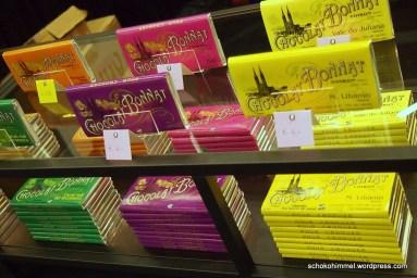 Besser als Supermarkt-Schokolade