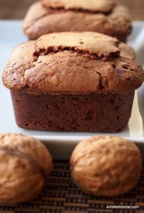 Walnuss-Zimt-Brownies