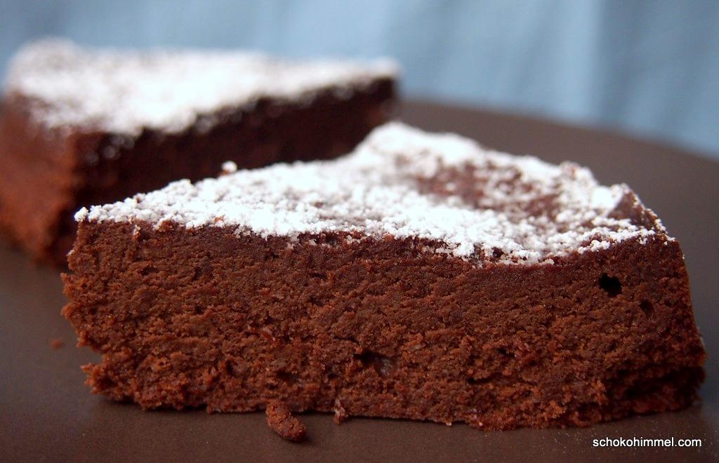Kakao kuchen ohne mehl