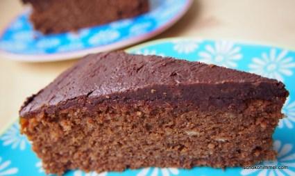 Triester Torte Oder Einfach Saftiger Schoko Zwieback Kuchen