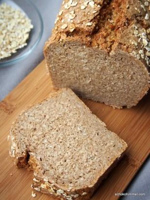 saftiges Brot mit toller Kruste