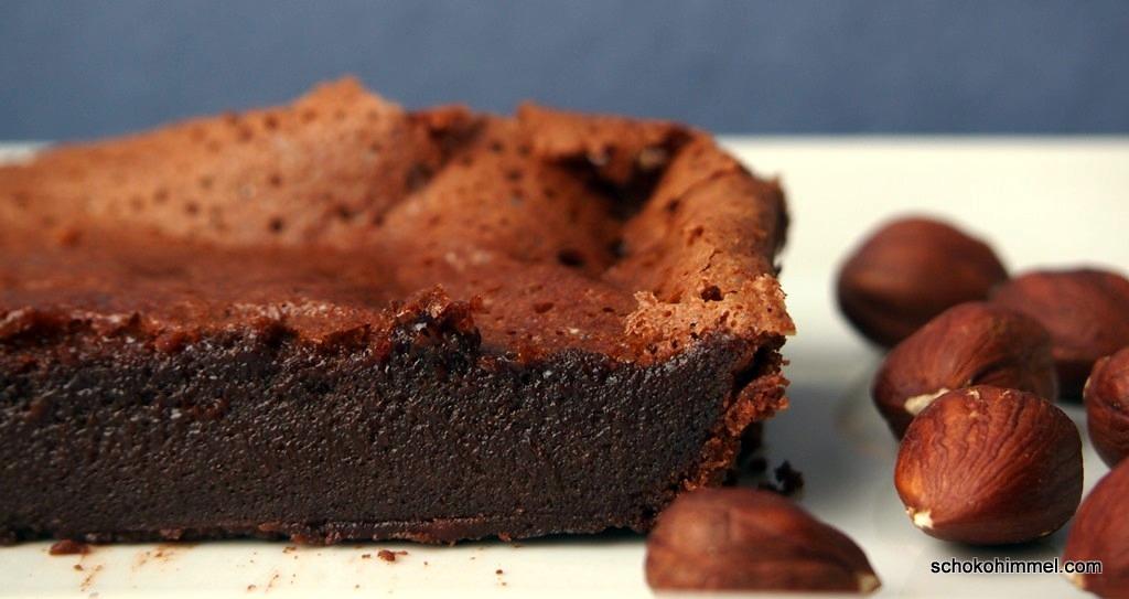 richtig kletschige Brownies