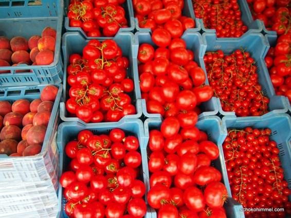 Tomatenzeit