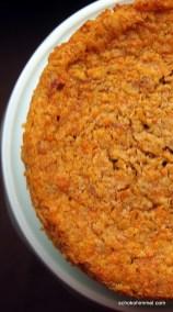 frisch aus dem Ofen: saftiger Kürbiskuchen