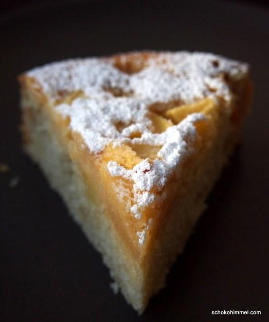 simpler Apfelkuchen