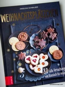 zu gewinnen: Weihnachtsplätzchen-Backbuch