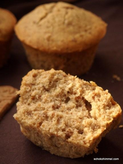besser als Plätzchen: Spekulatius in Muffins