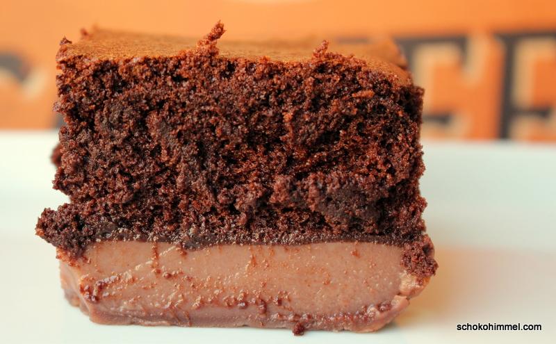 Für Puddingliebhaber: magischer Schokokuchen [Magic Cake]