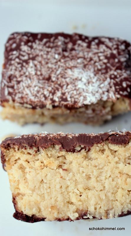 Leider geil: Bounty-Kuchen (Kokos-Schoko-Overkill)