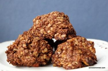 Greift zu! Es gibt Nougat-Cookies