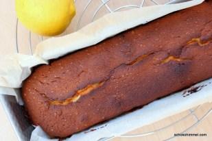 frisch aus dem Ofen: Zitronenkuchen