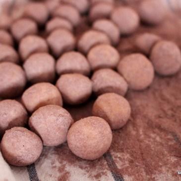 Marzipankartoffeln – wenn nicht jetzt, wann dann?