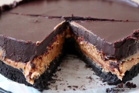 Oreos, Erdnussbutter, Schokolade