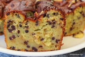 Avocado-Ricotta-Kuchen