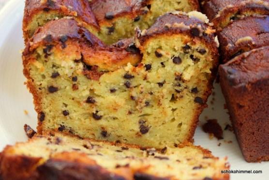 Avocado, Ricotta, Schoko: cremigster Kuchen
