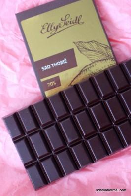 ...nur gute Schokolade für die Muffins...