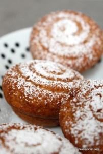 honigliche Muffins
