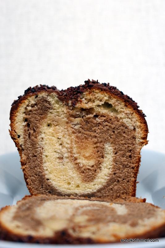 Nougat-Kuchen