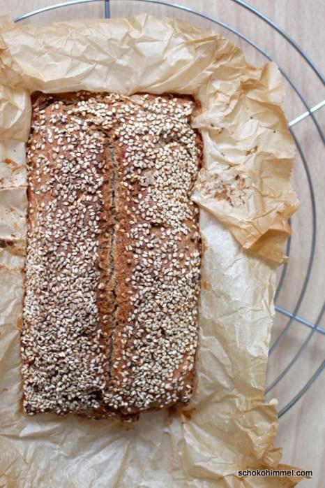 Brot, frisch aus dem Ofen
