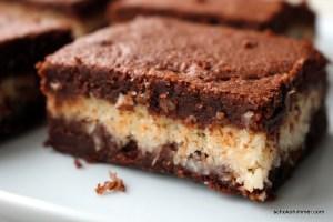 Brownies wie Bounty