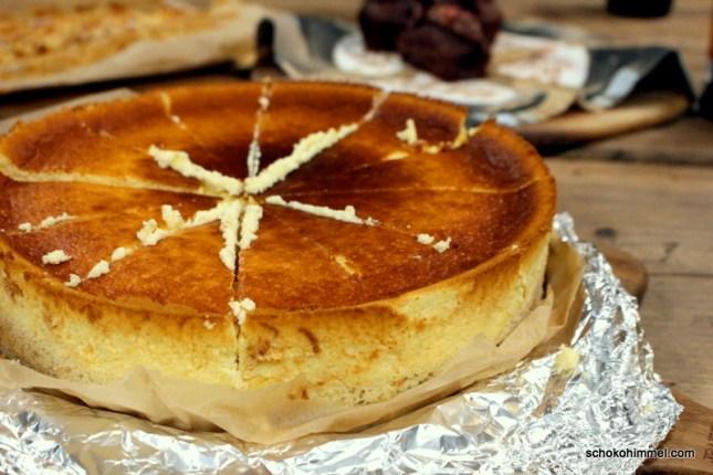 Cheesecake zum Bier