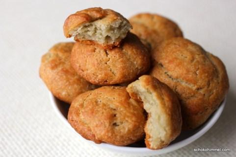Gorgonzola in Keksform
