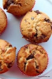 Toffifee-Karamell-Muffins
