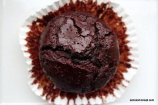 Muffins mit doppelt Schokolade