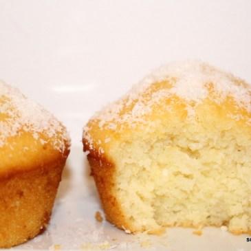 Fürs Draußensein: fluffige Kokos-Zitronen-Muffins