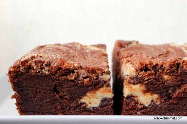 Brownies mit Tahini