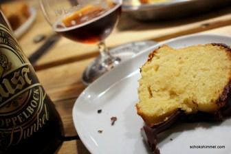 Foodpairing Kuchen und Bier
