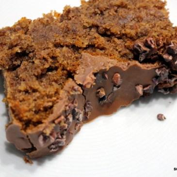 Cremiger Maronen-Mandelkuchen [leider geil, aber unschneidbar]