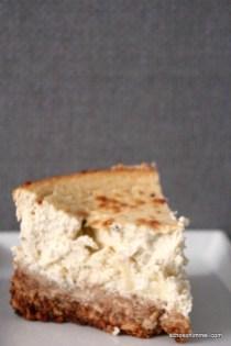 kräftiger Cheesecake