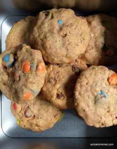 Cookies kann man nie genug haben