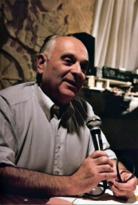 Jean Ferré, fondateur de Radio Courtoisie