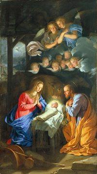 La Nativité - Philippe de Champaigne