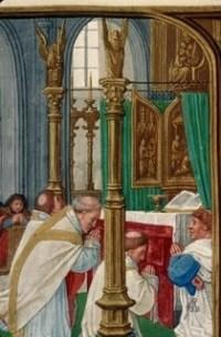 La messe à Rouen au XVIème siècle