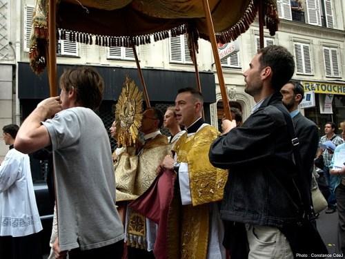 Fête-Dieu 2010