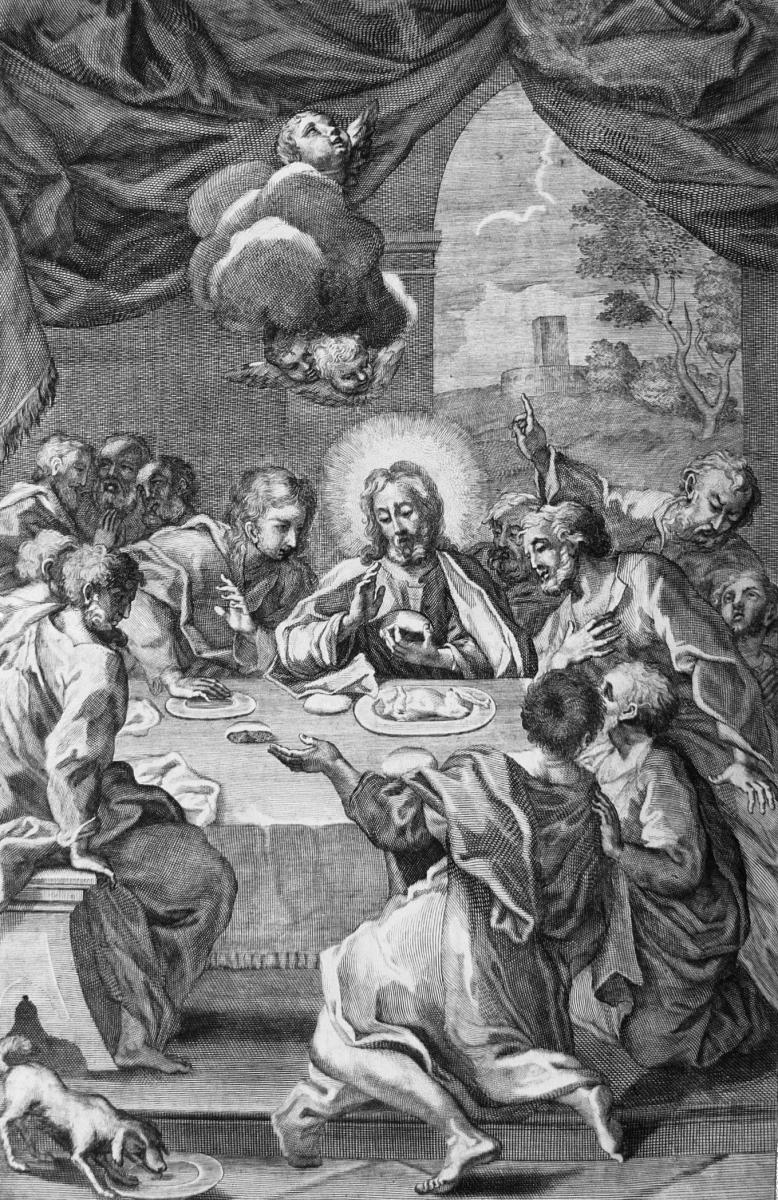La réforme de la Semaine Sainte de 1955 – 5ème partie – La messe du Jeudi Saint & le Mandatum
