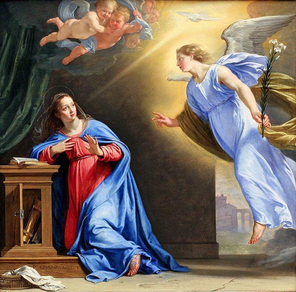 Catéchisme sur l'Annonciation