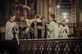 Requiem solennel pour Louis XVI du 21 janvier 2013 : chant de l'évangile