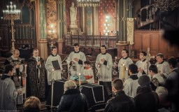 Requiem solennel pour Louis XVI du 21 janvier 2013 : pendant l'absoute