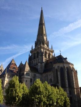 La cathédrale d'Autun