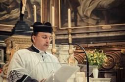 1ère messe de M. l'Abbé Lacroix, fssp, à Notre-Dame-des-Victoires, le 3 août 2013 : homélie par M. l'Abbé Meissonnier, fssp